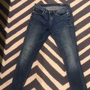 Size 28 Skinny Blank NYC jeans